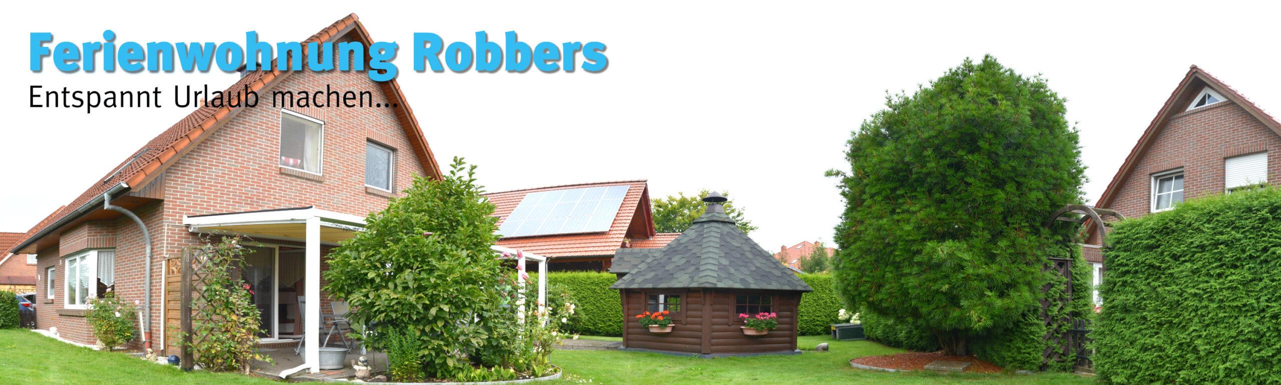 Ferienwohnung Robbers